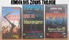 KINDER DES ZORNS TRILOGIE ( 1 - 3  ) - VHS
