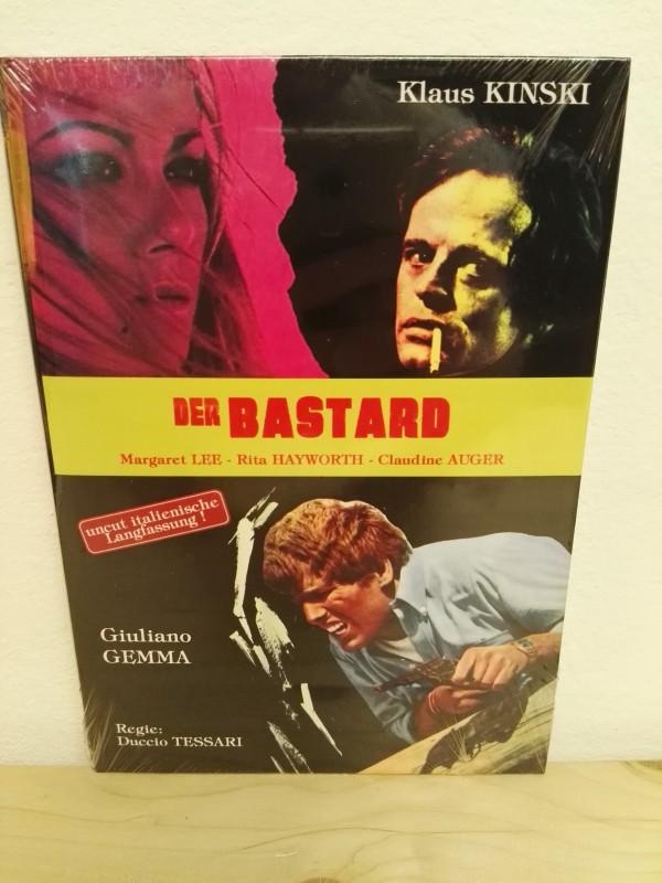 "DER BASTARD Kl. Hartbox ""UNCUT"" Neu & OVP"