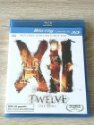 XII TWELVE - DIE JURY 3D+2D(HORROR SLASHER)BLURAY  UNCUT