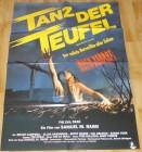 Tanz der Teufel - Evil Dead WA Kinoplakat