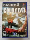 PS 2 Spiel Cold Fear