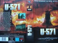 U - 571 ... Bill Paxton, Jon Bon Jovi  ...  VHS