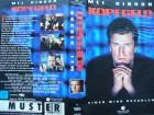 Kopfgeld ... Mel Gibson  ...  VHS ... Pressekassette !!