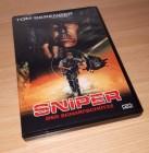 SNIPER Der Scharfschütze ( UNCUT )  Tom Berenger - DVD