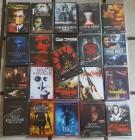 21 Horror DVDs
