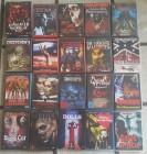 20 Horror DVDs