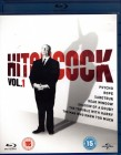 Alfred HITCHCOCK VOL. 1 - 7x Blu-ray BOX Import deutsch