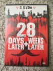 28 Days Later + 28 Weeks Later (2 DVDs) Danny Boyle uncut