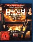DEATH RACE Blu-ray - SciFi Auto Action Jason Statham