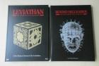 Leviathan - Geschichte von Hellraiser - Mediabook und Buch