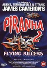 Piranha 2 - Flying Killers (englisch, DVD)