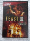 FEAST 3 - The Happy Finish    RC1 US-DVD  unrated