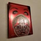 28 Weeks later Blu-Ray Steelbook wie neu deutscher Ton
