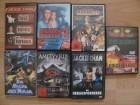 7 DVD Action Horror Jackie Chan Stephen King Machete Ninja
