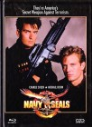 Navy Seals (Charlie Sheen) -UNCUT- Mediabook - Blu-Ray/DVD
