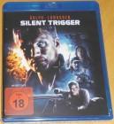 Silent Trigger Uncut Blu-ray Neu & OVP