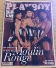 Playboy Oktober 2001 Deutsche Ausgabe