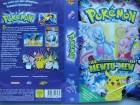 Pokémon - Der Film ... Mewtu gegen Mew ...  VHS