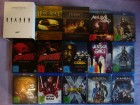 Große Blu Ray Sammlung u.a. Marvel, Star Wars, James Bond