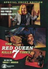 DT. UNCUT-DVD: DIE ROTE DAME / THE RED QUEEN KILLS 7 TIMES