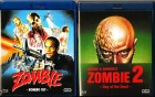 Zombie 1 + 2  Blu-ray s Dawn Of The Dead + Day Of The Dead