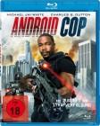 Android Cop Blu-Ray Michael Jai White NEU/OVP in Folie