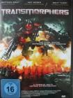 Transmorphers - finale Schlacht Mensch Maschine - Roboter