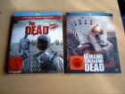 The Dead + Remains of the Walking Dead - 2x Blu Ray