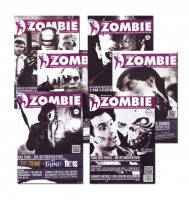 Der Zombie - Magazin - 6 Ausgaben