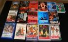 16 VHS - Videokassetten - Paket 11 - Eastern, Action  - usw
