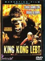 King Kong lebt DVD Erstmals Ungeschnitten