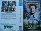 Das nackte Gesicht ... Roger Moore, Anne Archer  ...  VHS