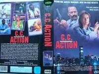 C. C. Action ... Fred Williamson, Maud Adams  ...  VHS