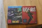 Kick Ass und Kick Ass 2 Steelbooks Doppelpack ovp/neu