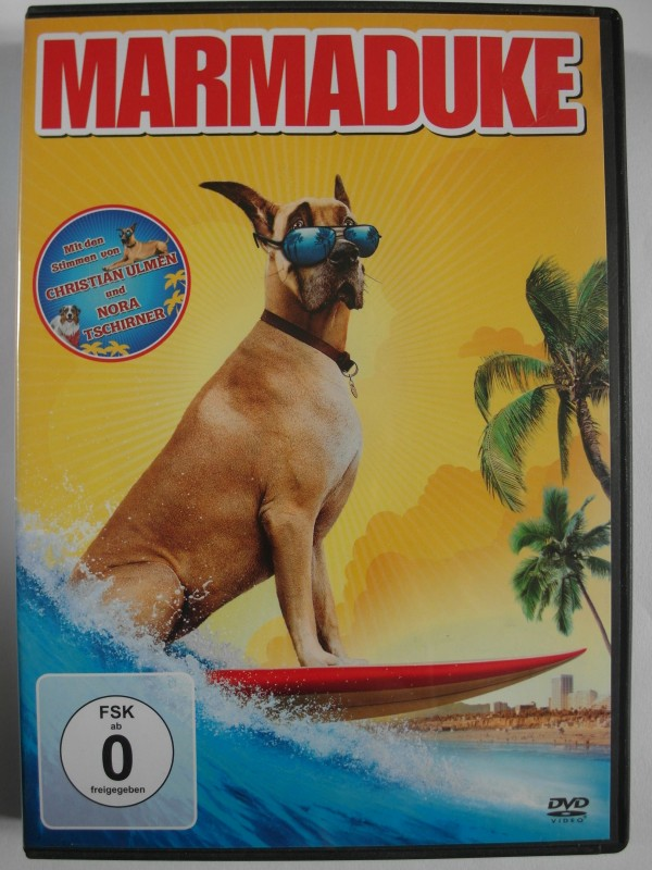 Marmaduke - Dogge, Kater und sonstige Hunde in Kalifornien