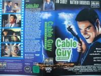 Cable Guy - Die Nervensäge ... Jim Carrey, Matthew Broderick