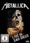 Metallica - Live in San Diego Musik DVD