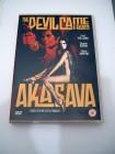 The Devil came from Akasava (in deutscher Sprache, selten)