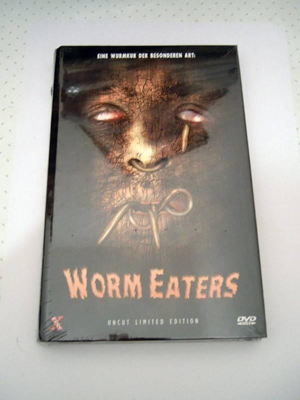 Worm Eaters (große Buchbox, limitiert, OVP, selten)