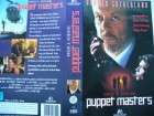 Puppet Masters ... Donald Sutherland, Yaphet Kotto ...  VHS