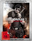 Expendables 3 (Extended Director´s Cut, Steelbook, Blu-ray)
