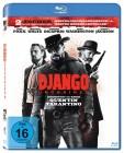 Django Unchained (Jamie Fox, Leonardo DiCaprio) Blu-Ray dt