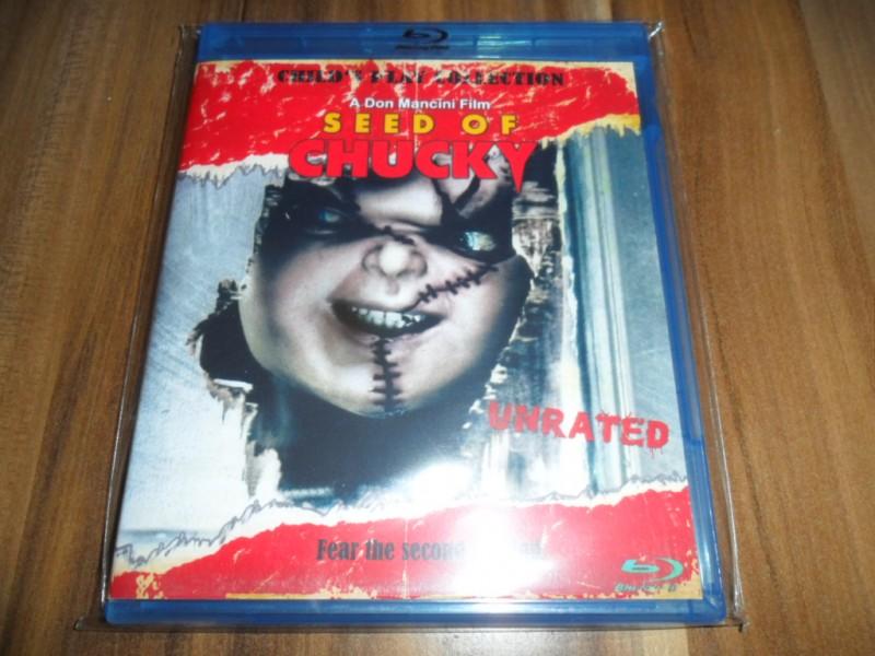 Chucky´s Baby Unrated Blu-Ray Chucky Die Mörderpuppe