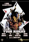 Four Riders - Label: Shaw Brothers - UNCUT Hartbox Selten!