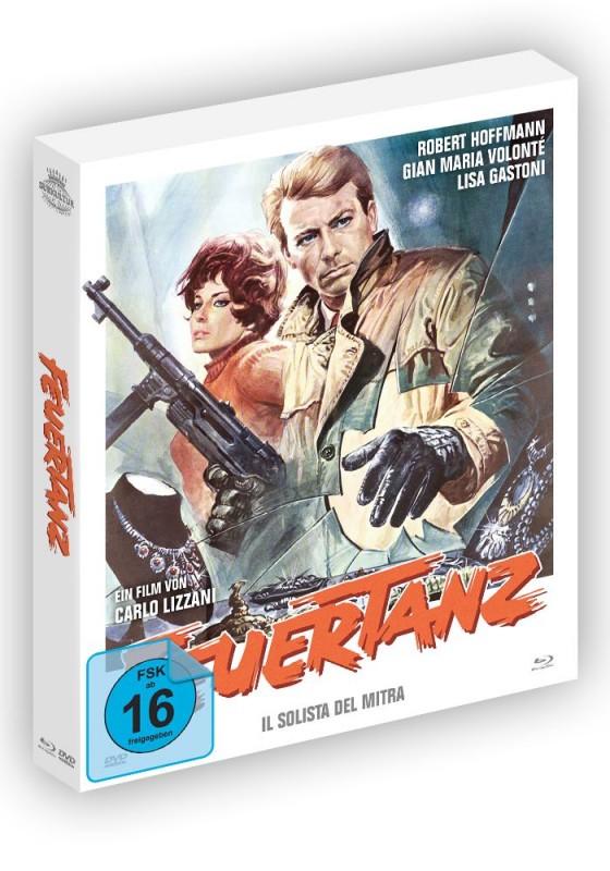 FEUERTANZ - DVD/BD Digipak Lim 1000 OVP