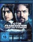 VICTOR FRANKENSTEIN Genie und Wahnsinn BLU-RAY D. Radcliffe