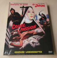Cruel Passion - Mediabook - NEU OVP - X-Rated - Lim. 444