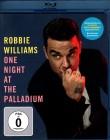 ROBBIE WILLIAMS One Night at the Palladium BLU-RAY mega Show