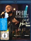 PHIL COLLINS Live at Montreaux 2004 BLU-RAY super Konzert