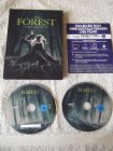 THE FOREST UNCUT DVD / BLU-RAY 2 - DISC MEDIABOOK